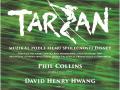 Adventní zájezd na muzikál Tarzan 1