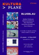 Vernisáž výstavy BLUEBLAU