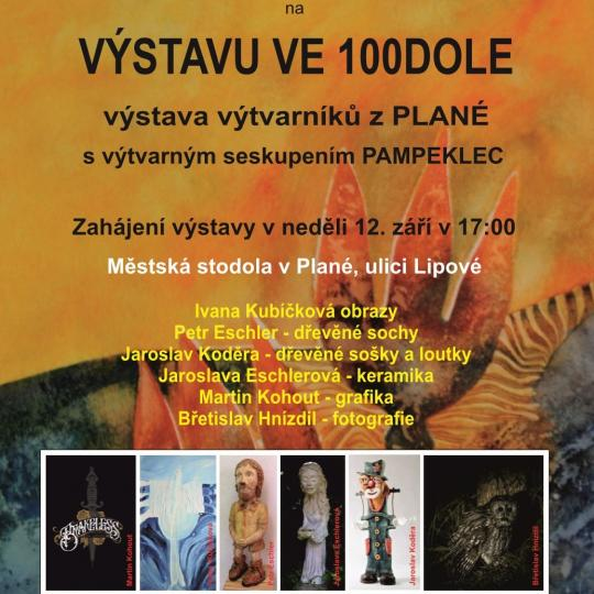 Výstava ve 100dole