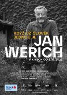 Jan Werich - filmová projekce